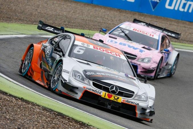 2015 Mercedes AMG C63 - Robert Wickens