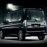 2015 Daihatsu tanto custom