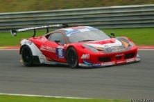 2015 FFSA GT Team Akka ASP Ferrari 458 Italia N°16