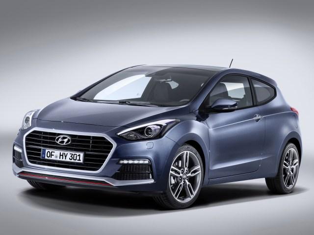 2015 Hyundai i30 3 Portes Turbo