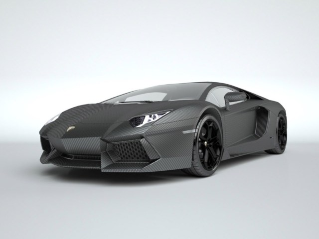 Lamborghini Aventador Vitesse 2015