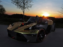 2015 Ktm X-Bow Dubai Gold Edition - Wimmer