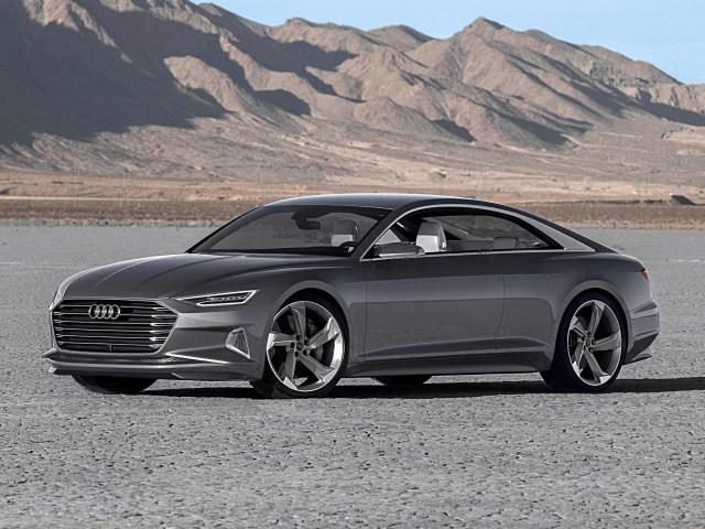 2015 Audi Prologue Piloted Driving
