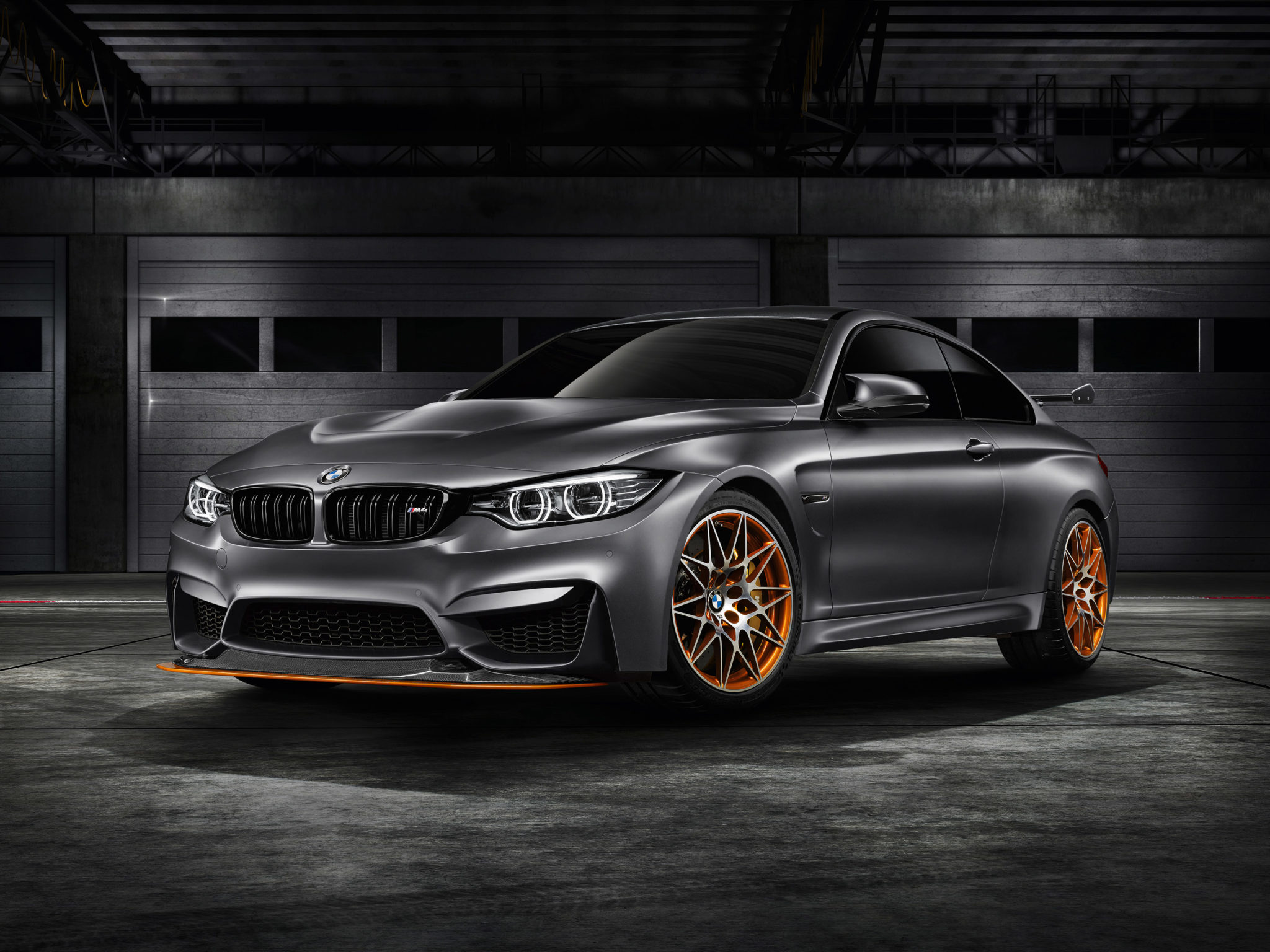 2015 Bmw Concept M4 GTS F82