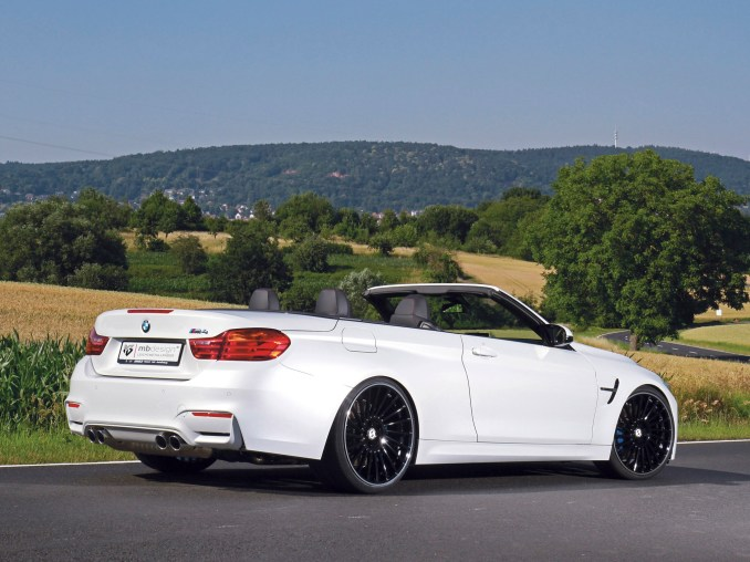 2015 Bmw M4 Convertible - MB-Design