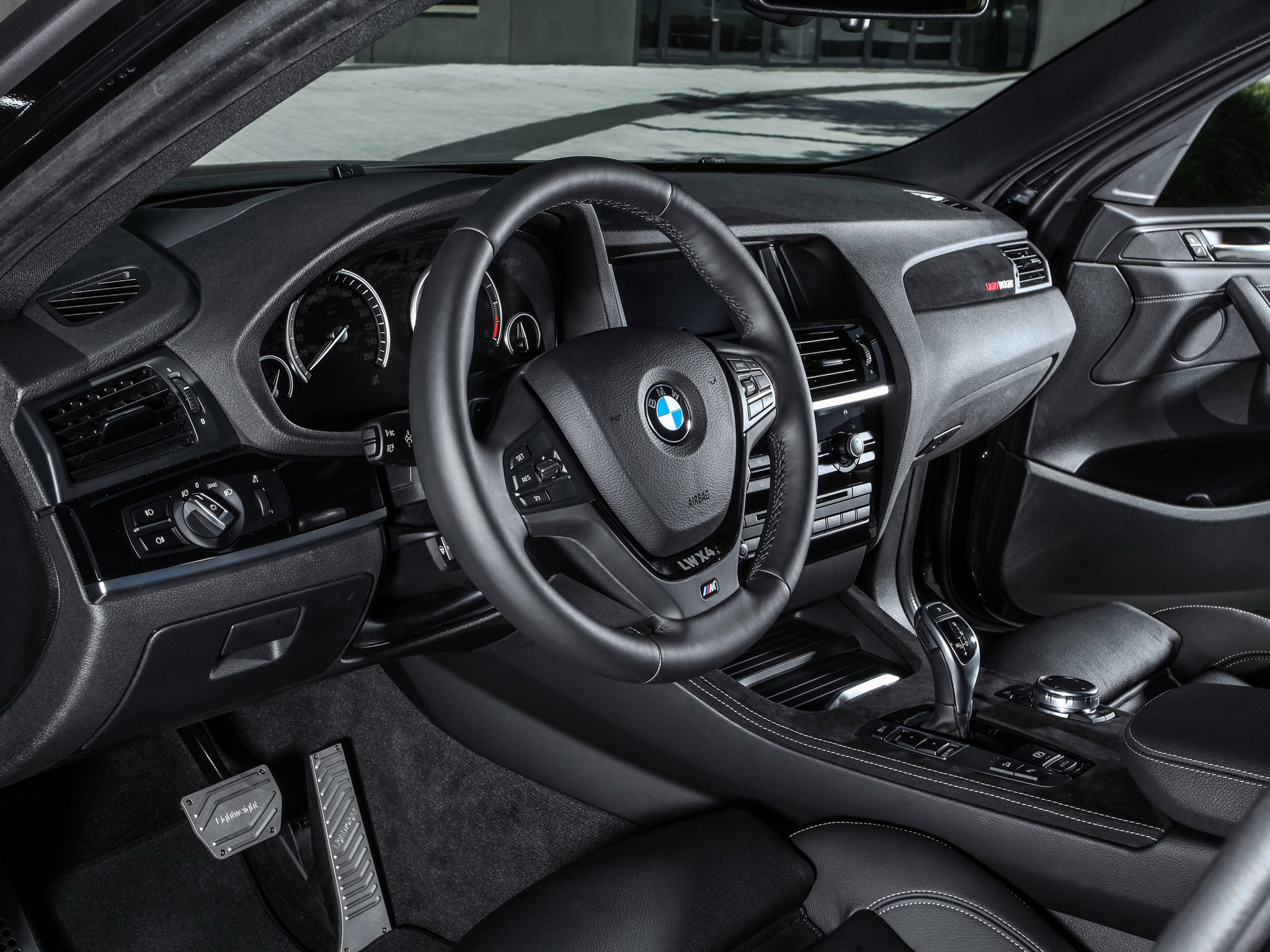 2015 Bmw X4 - Lightweight Performance