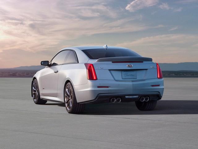 2015 Cadillac ATS-V Coupe