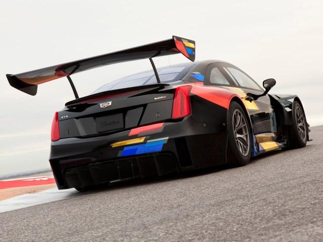 2015 Cadillac ATS Vsport GT3