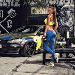 2016 Calendrier Miss Tuning Fevrier