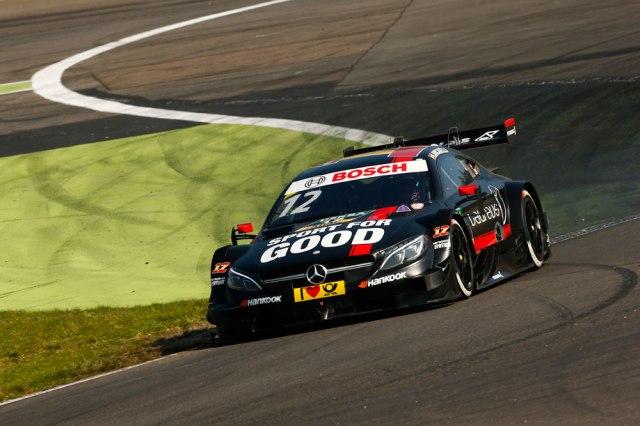 2016 Daniel Juncadella - Mercedes AMG C63 DTM