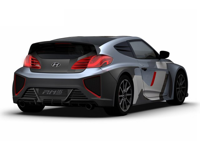 2016 Hyundai RM16 Concept