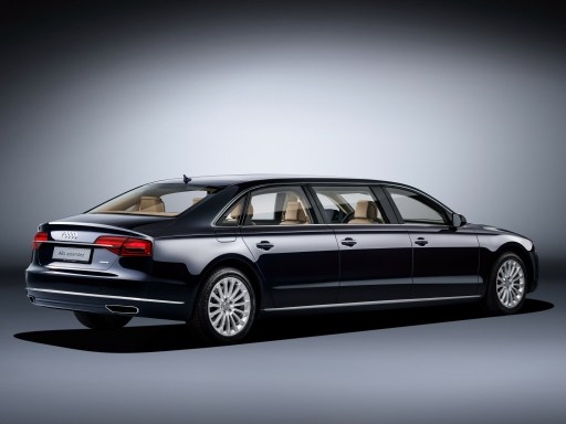 2016 Audi A8 Extended D4