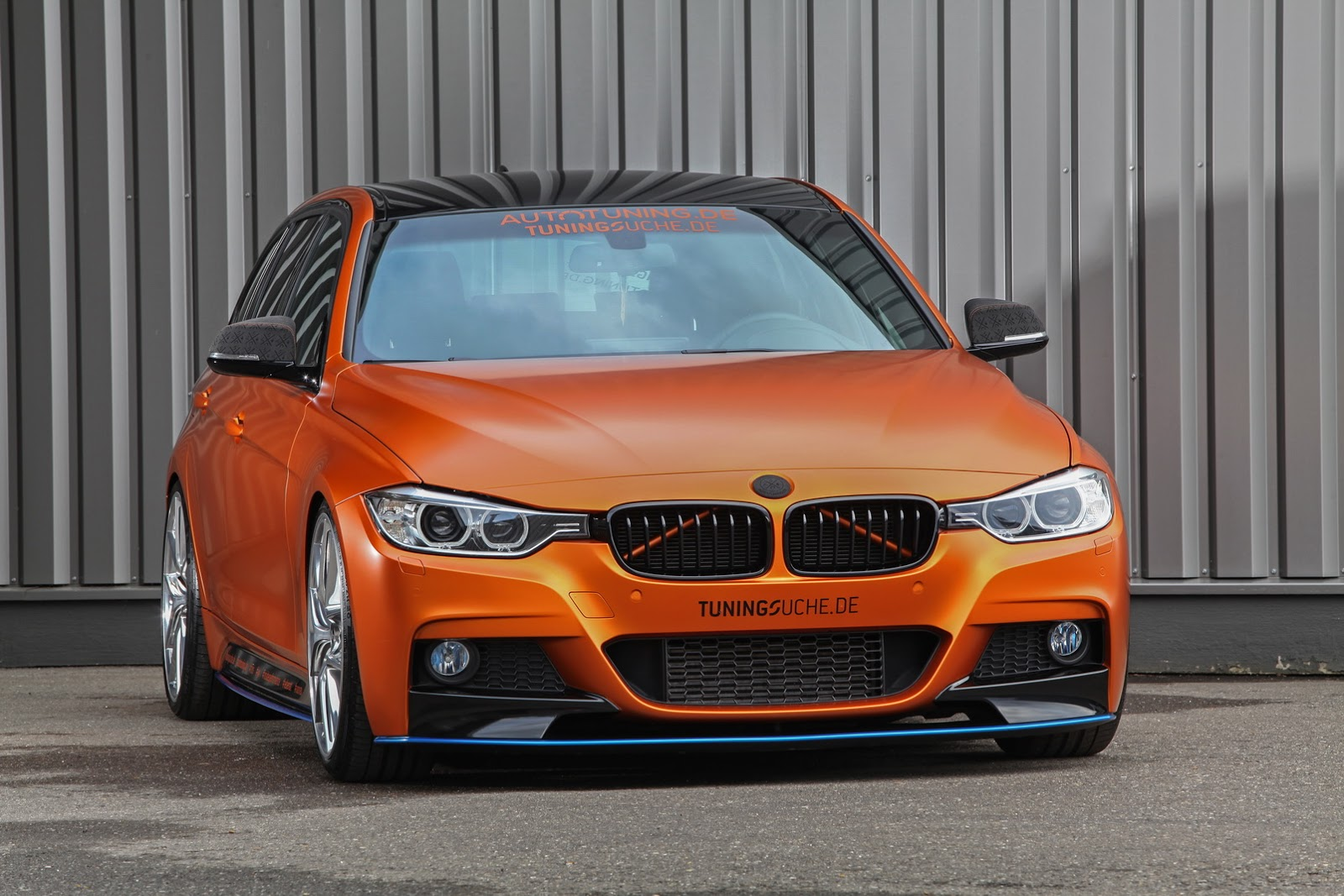 2016 Bmw 3 Series Touring TuningSuche