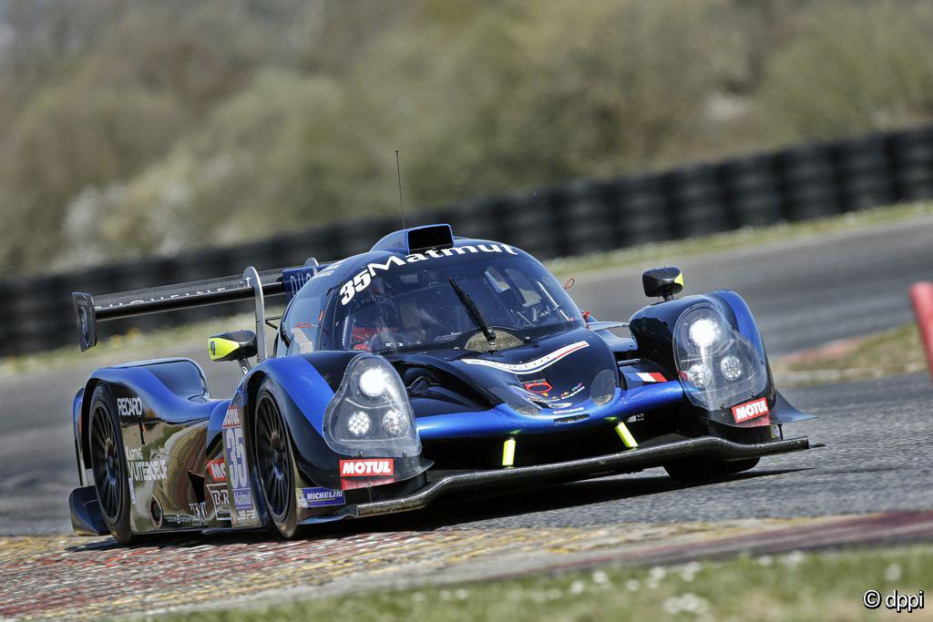 2016 GT Tour Nogaro Ligier JS P3 N°35