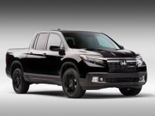 2016 Honda Ridgeline Black Edition