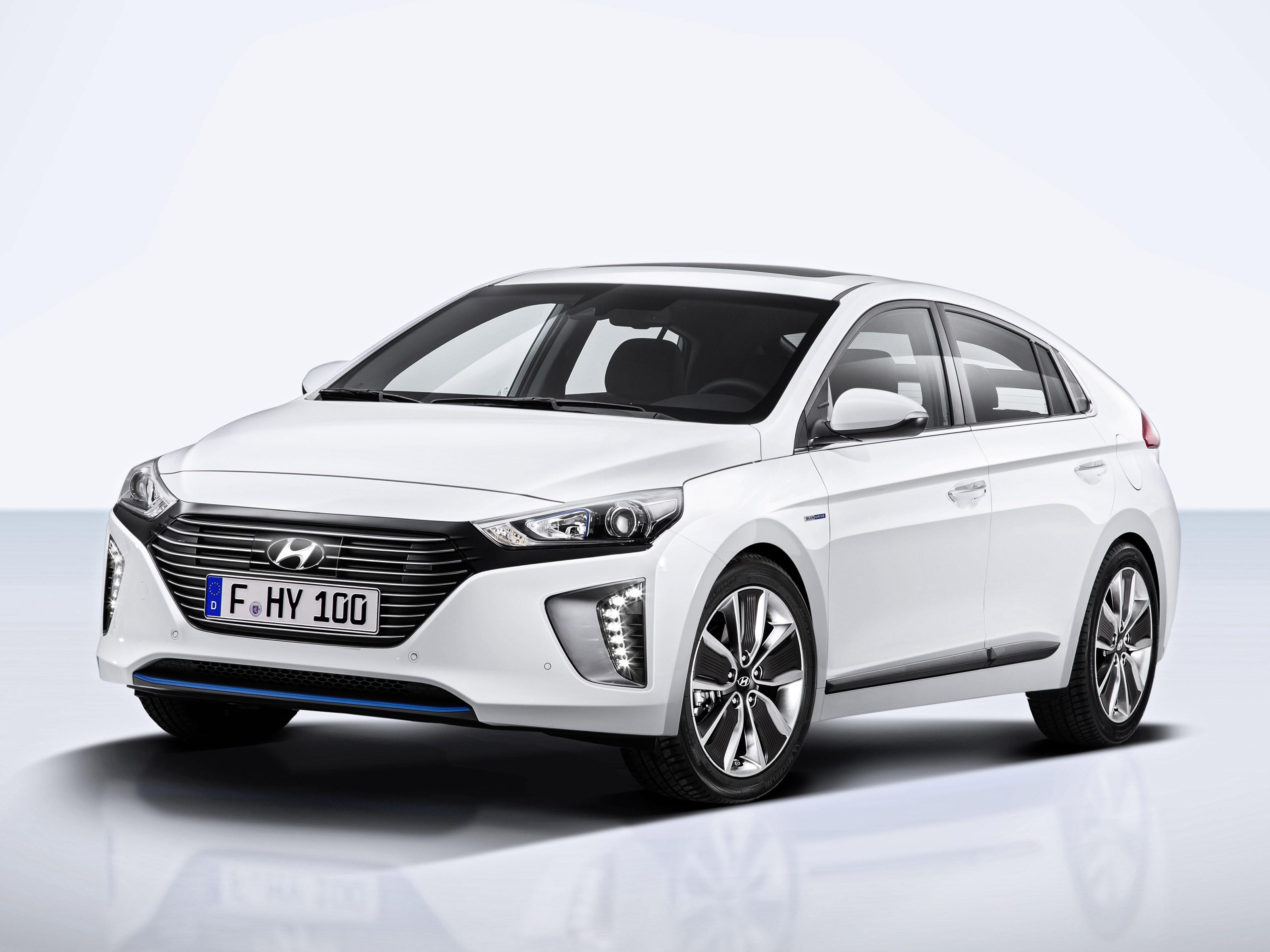 2016 Hyundai Ioniq Hybrid