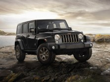 2016 Jeep Wrangler Unlimited 75th Anniversary JK Europe