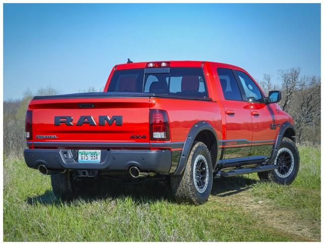 2016 Mopar Ram 1500 Rebel Crew Cab