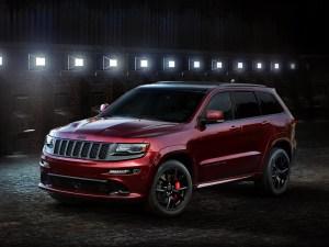 2016 SRT Jeep Grand Cherokee Night WK2