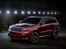 2016 SRT Jeep Grand Cherokee Night WK2