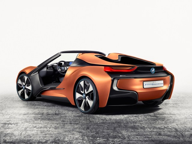 2016 BMW i Vision Future Interaction