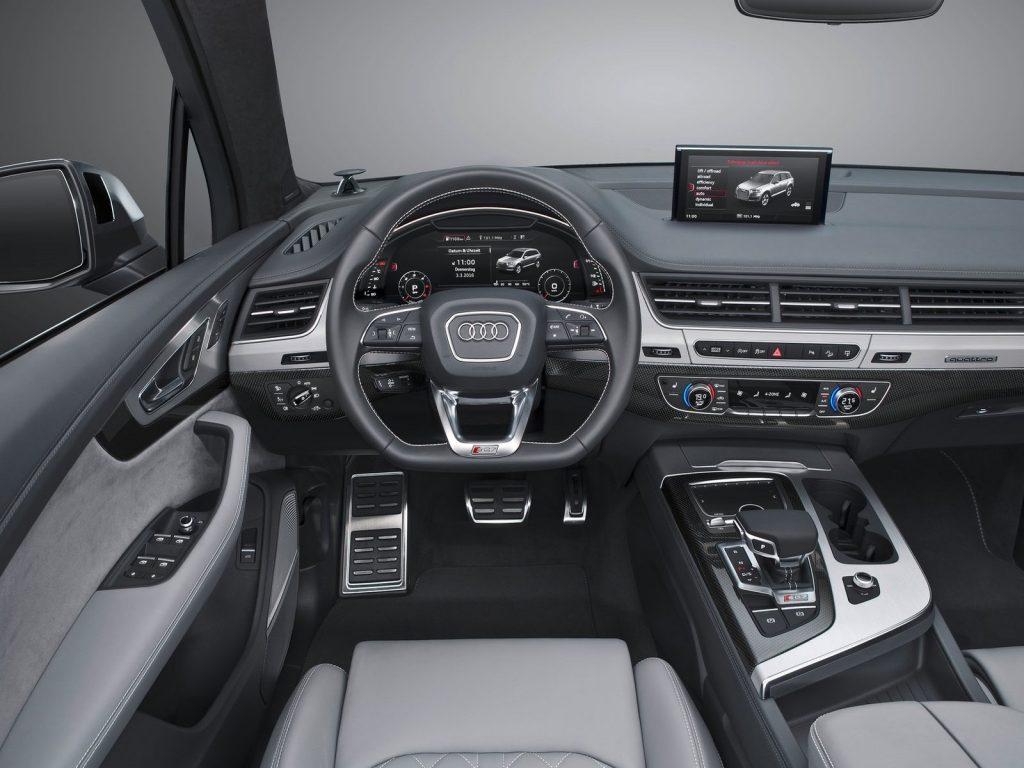 Audi SQ7 TDI 2017