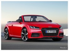 2017 Audi TT Roadster S Line Competition