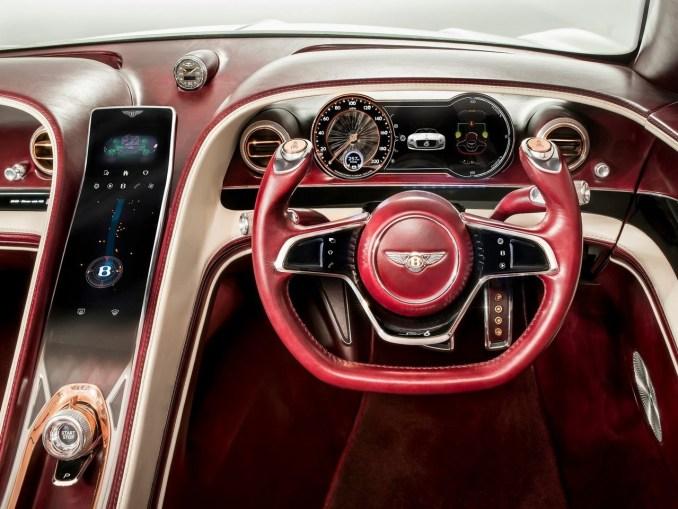 2017 Bentley EXP 12 Speed 6e Concept