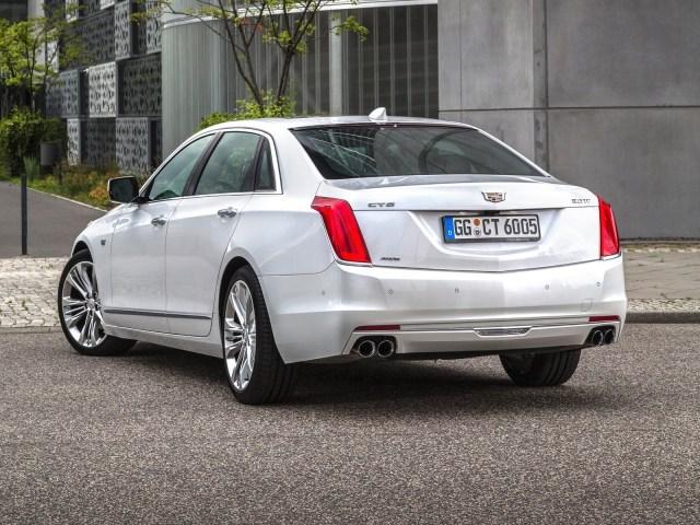 2017 Cadillac CT6 EU Version