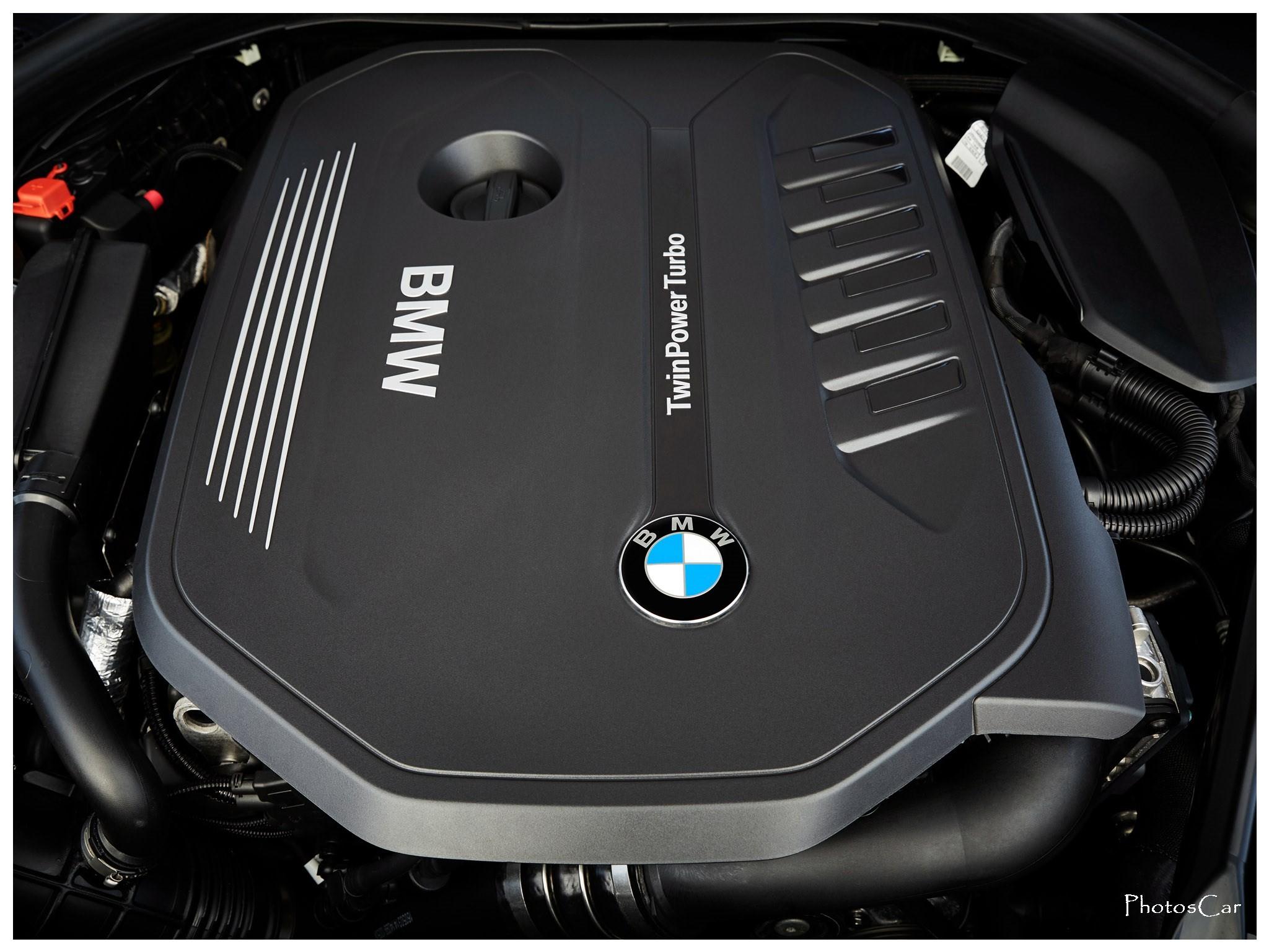 2017 BMW 540i Sedan M Sport G30