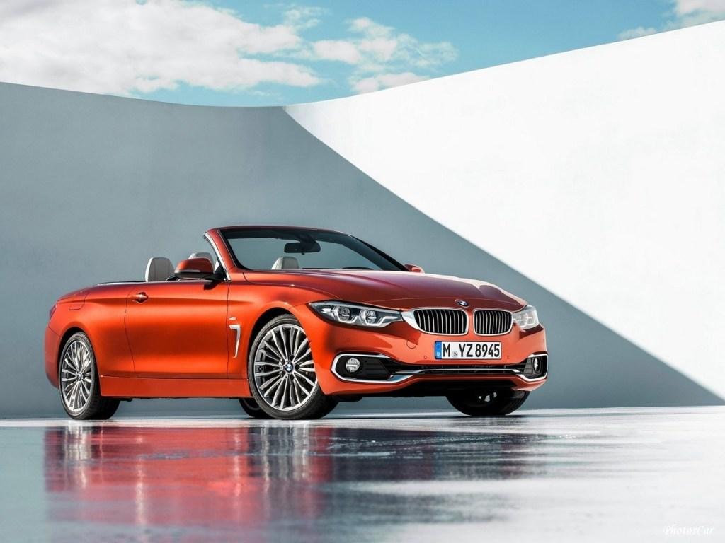 2018 BMW 4 Series Convertible