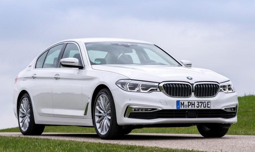 BMW 530e iPerformance 2018 dernier plug-in hybride BMW – Photoscar