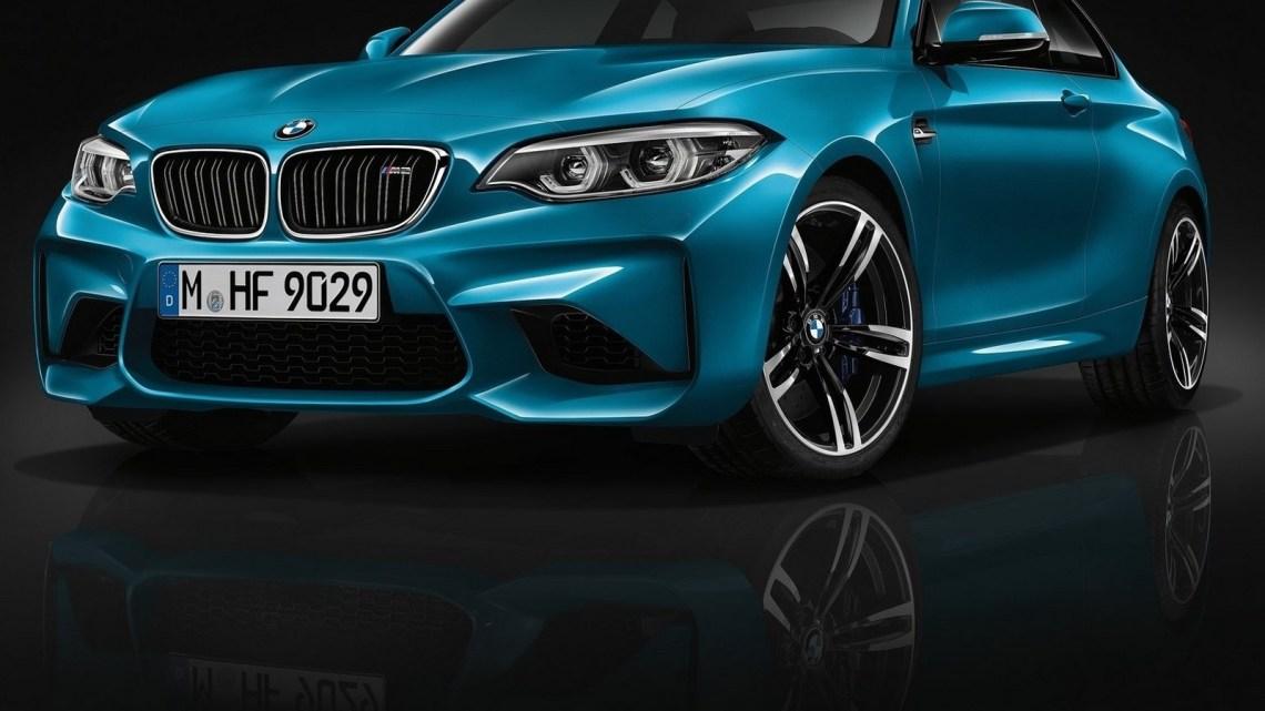 BMW M2 Coupé 2018 délivre une puissance de 370 ch – Photoscar