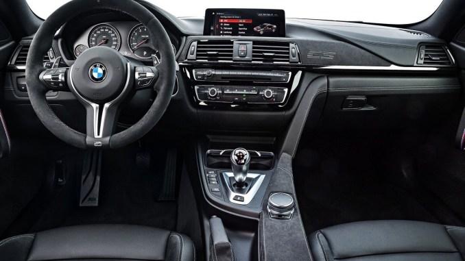 BMW M4 CS 2018