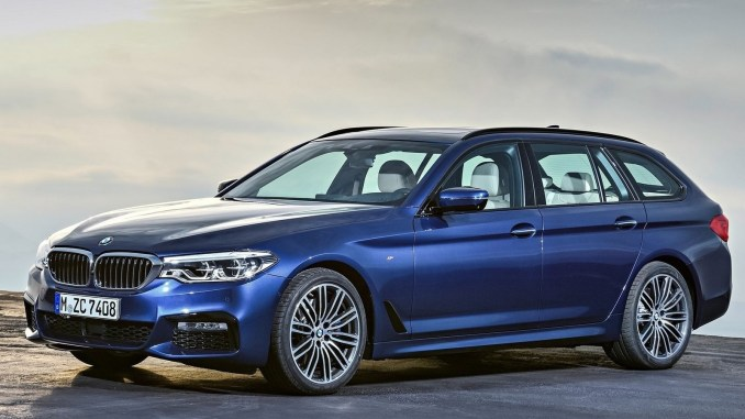 2018 BMW Serie 5 Touring