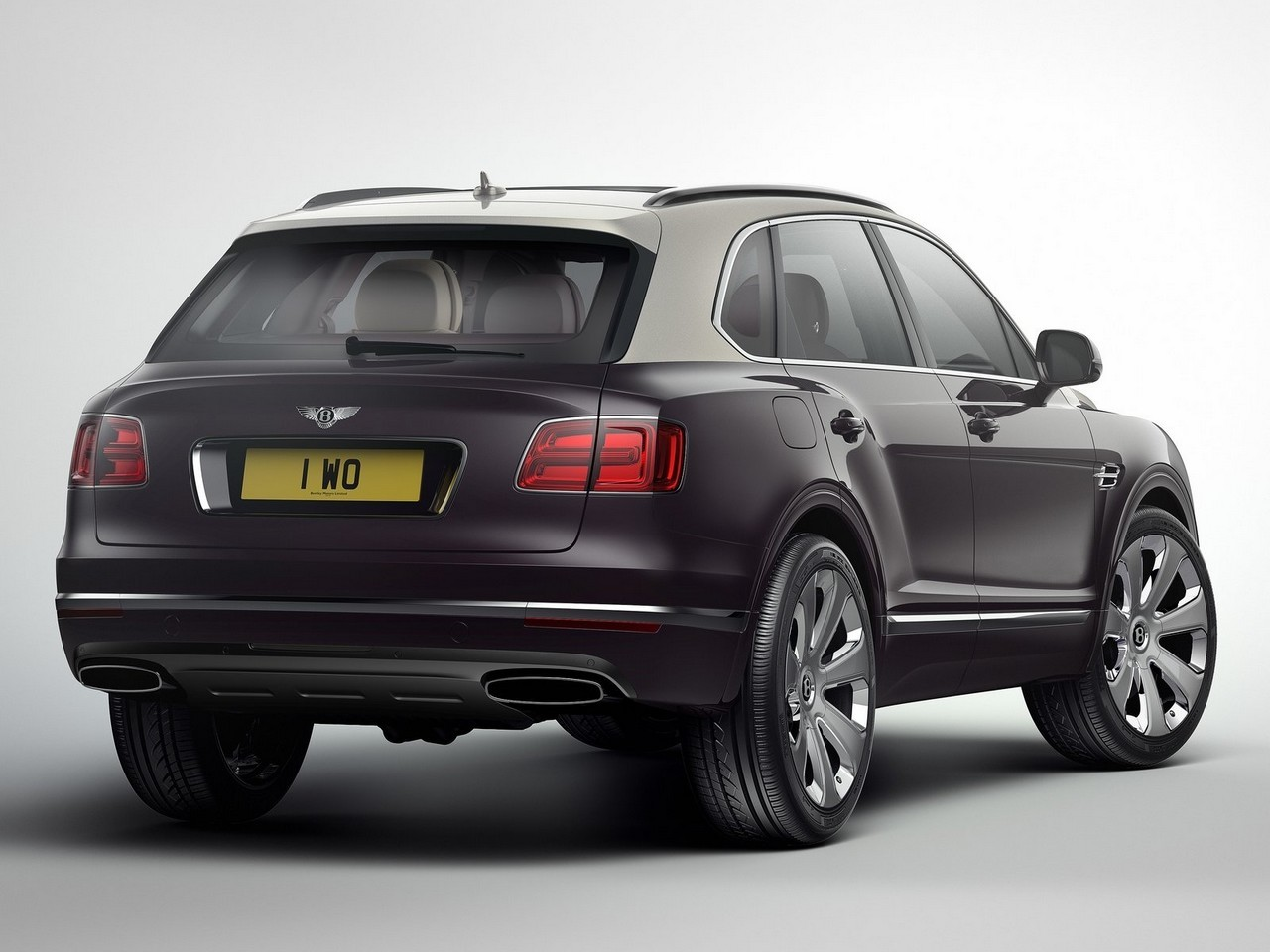 2018 Bentley Bentayga Mulliner