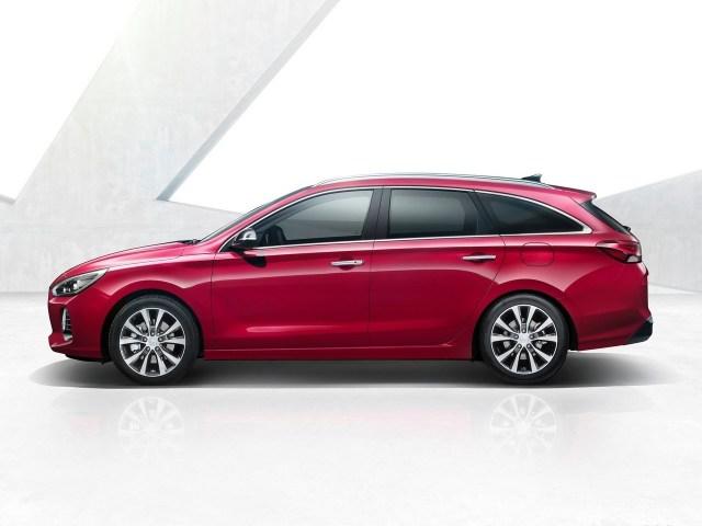Hyundai i30 Tourer 2018