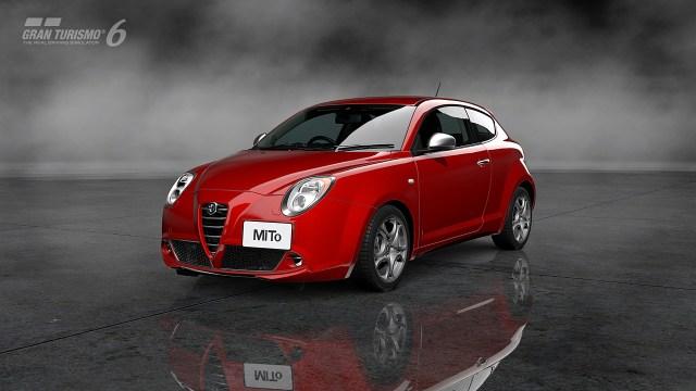 Alfa Romeo MiTo 1.4 T Sport - Gran Turismo