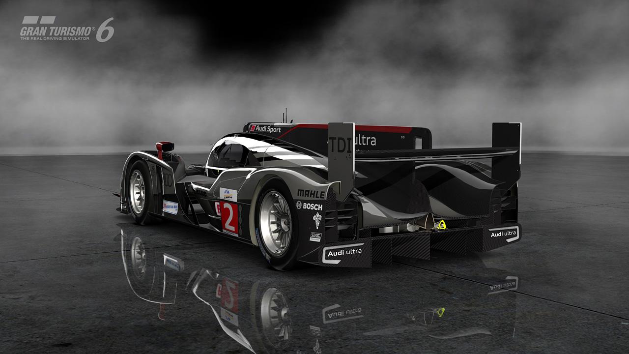 Audi R18 TDI Audi Sport Team Joest