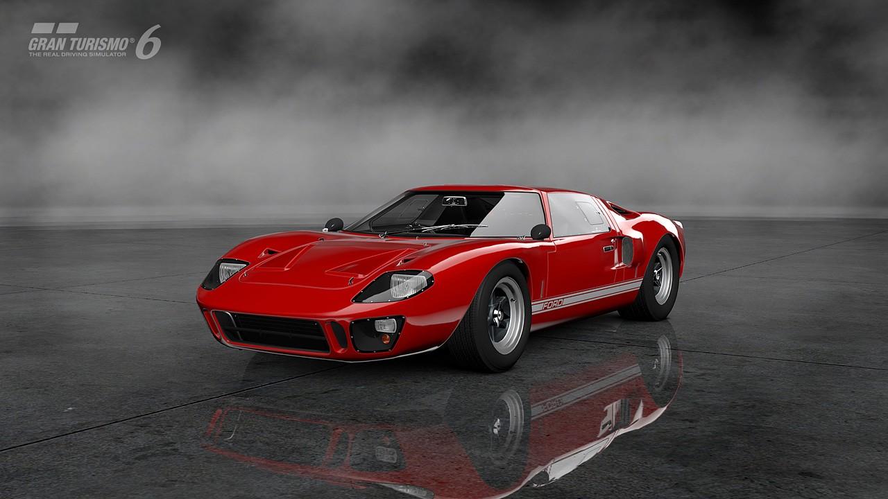 Ford GT40 Mark I Gran Turismo