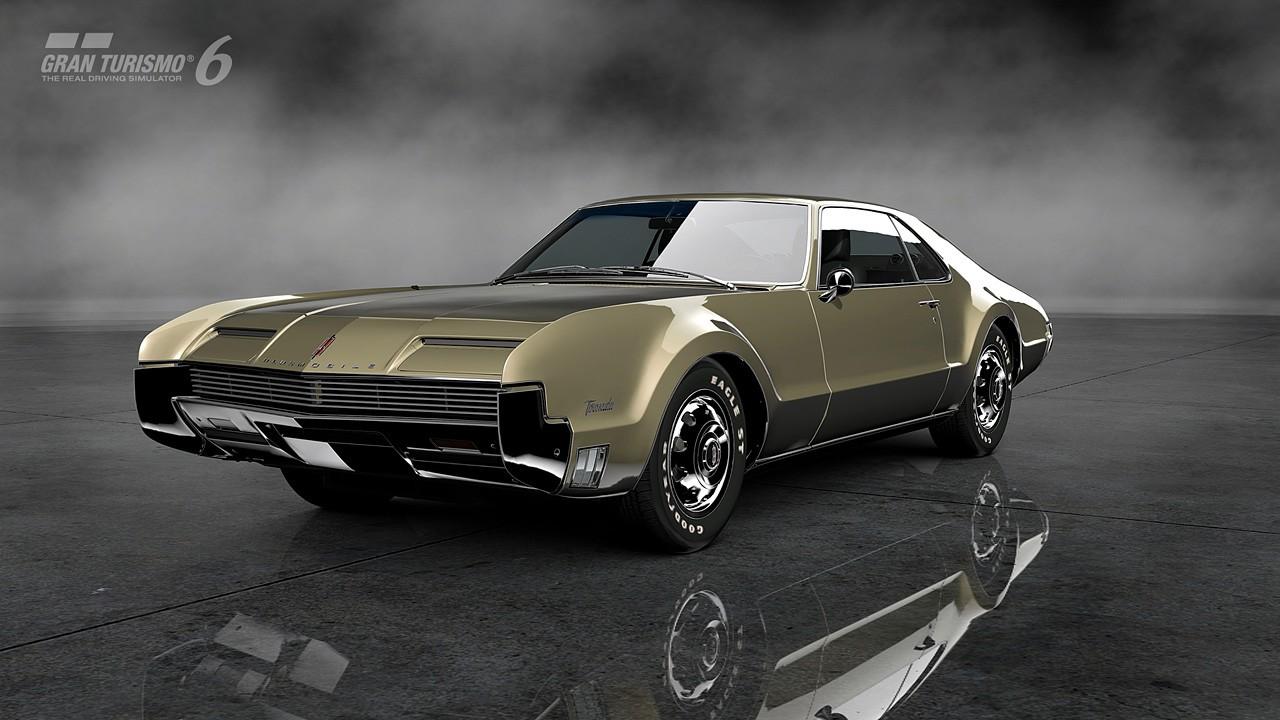 Jay Leno 1966 Oldsmobile Toronado Gran Turismo