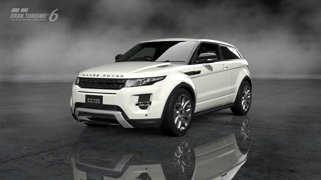 Land Rover Range Rover Evoque Coupe Dynamic