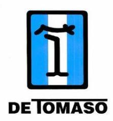 Logo DeTomaso