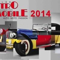 Logo Retromobile 2014
