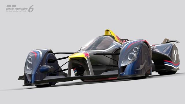 Red Bull X2014 Fan Car