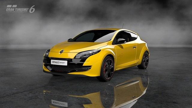 Renault Sport Megane RS Trophy
