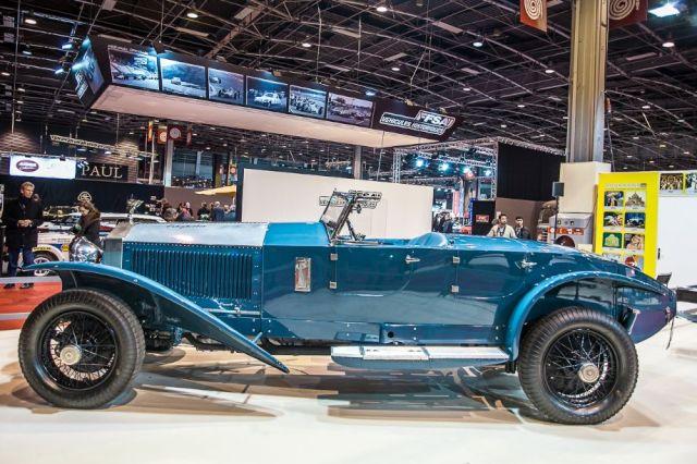 Rolls-Royce Phantom I 17EX - Maharajas' cars stand