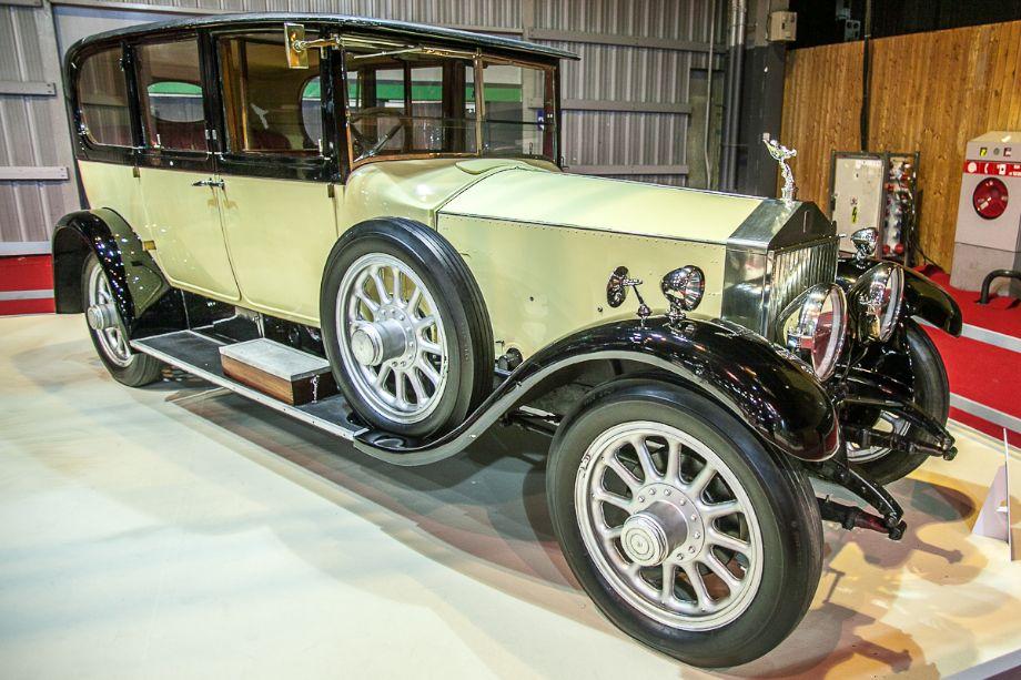 Rolls-Royce Phantom I - Maharajas' cars stand