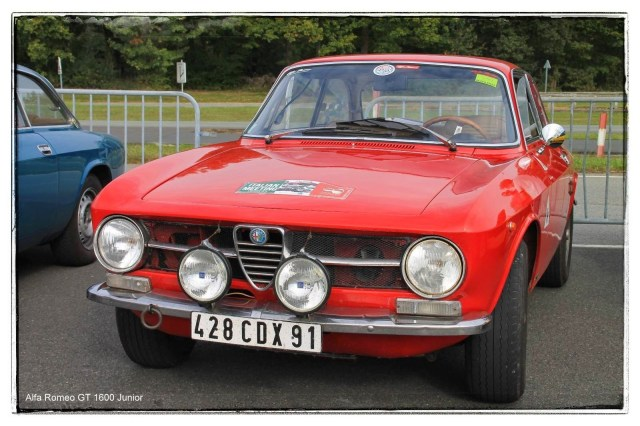 italian meeting - Alfa Romeo GT 1600 Junior