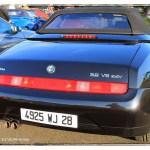 italian meeting - Alfa Romeo Spider 3.2 V8 24V